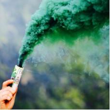 Цветной дым комплект из 5 штук (Maxsem, цвета на выбор)